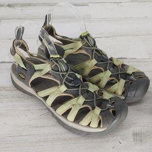Keen Green Fishman Sandals Waterproof